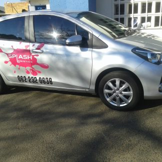 MBi Vehicle Signage | Car Branding