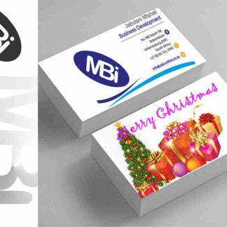 MBi Business Cards